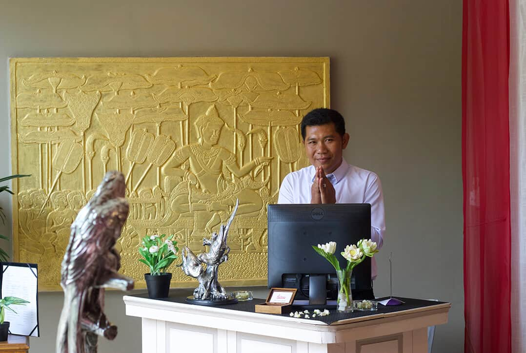 Welcome to Abacus Restaurant - French restaurant in Siem Reap