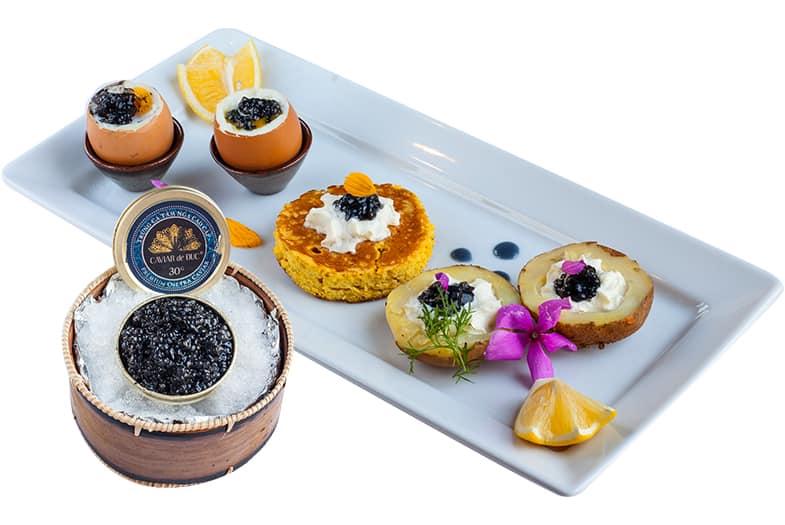 Caviar Abacus