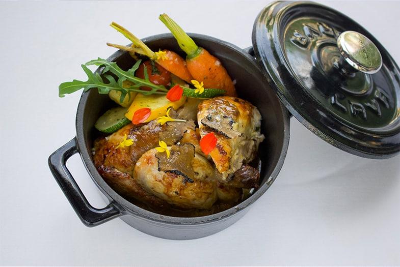 Roasted Chicken
