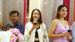 Abacus Wine Event